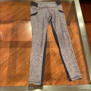 Ivivva leggings,size 8 ,used.
